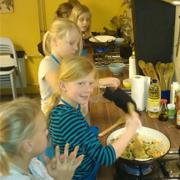 Kinderkookworkshop